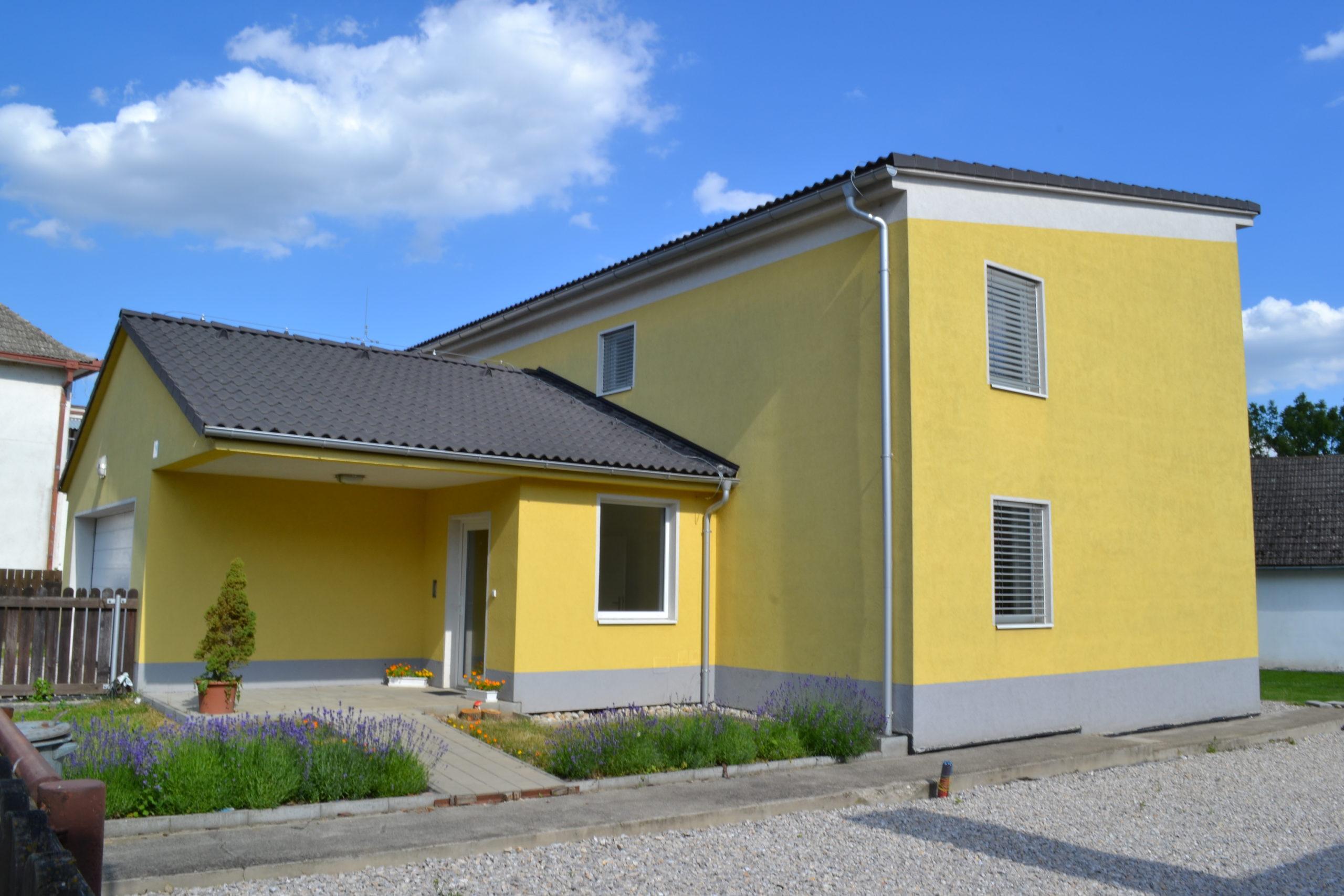 rodinný dom s takmer nulovou potrebou energie
