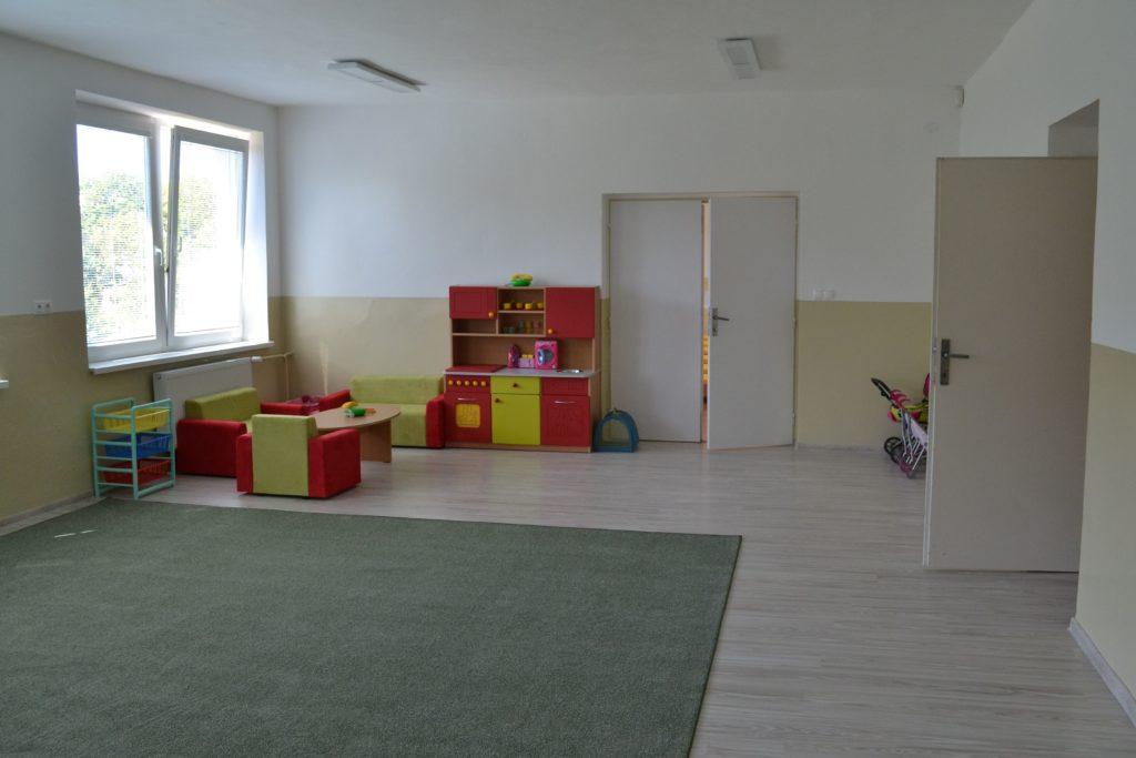 trieda v materskej škole