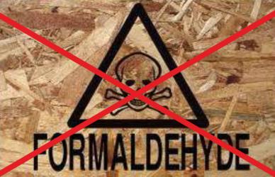 preškrtnutý formaldehyd