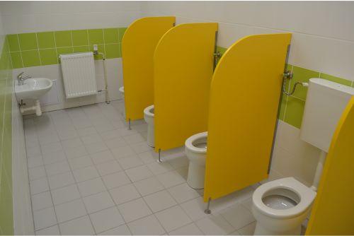 nové detské wc